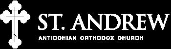 Saint Andrew Orthodox Church Logo