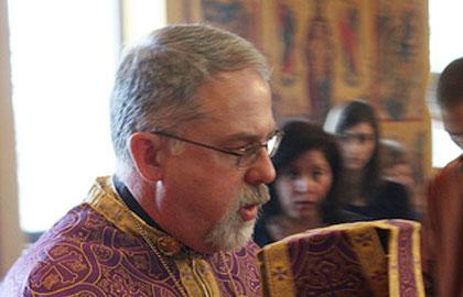 The Very Reverend Fr Thomas Gallaway