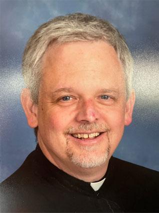 Deacon Andrew Leake photo